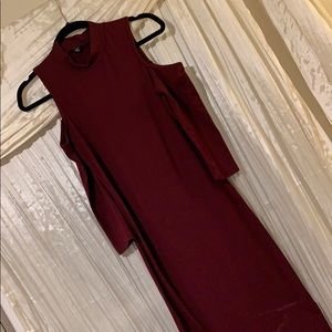 Dresses & Skirts - Burgundy Dress
